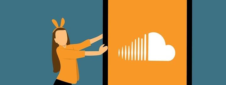 Homepage für eine Mp3 von Soundcloud erstellen