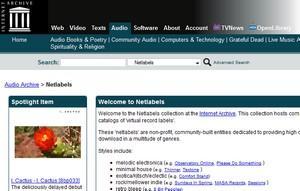 Archive.org Musik gratis runterladen