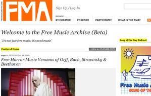 FMA Mp3 gratis downloaden