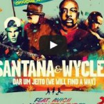Santana und Wyclef - WM Hymne 2014